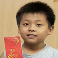 It's Chinese New Year at Choa Chu Kang!