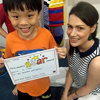 Star Awards for Holiday Programme at Tiong Bahru